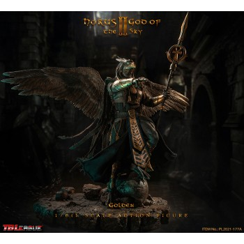 Horus God of the Sky-Golden 1/6 Scale Action Figure