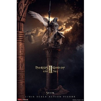 Horus God of the Sky-Sliver 1/6 Scale Action Figure