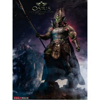TBLeague 1/6 Ancient Egyptian God of the Dead Osiris Green