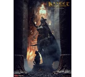 Bastet The Cat Goddess (Black) 1/6 Scale Figure