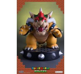 Super Mario Bowser 19 inch Statue