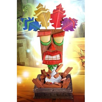 Crash Bandicoot Life-Size Replica Aku Aku Mask 65 cm