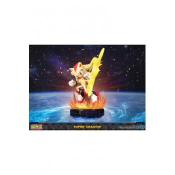 Sonic the Hedgehog Statue Super Shadow 50 cm