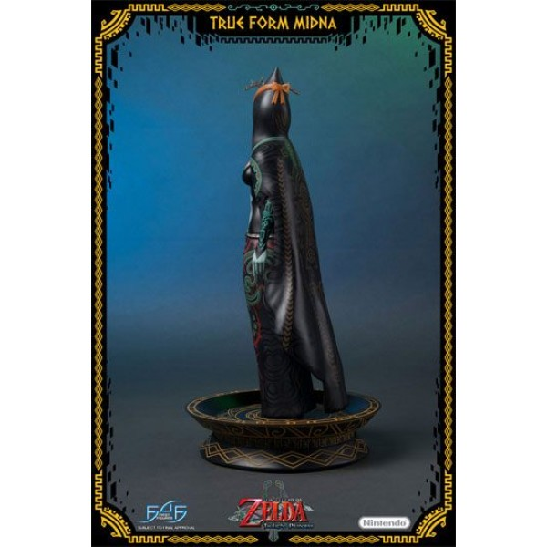 The Legend Of Zelda Twilight Princess Statue True Form