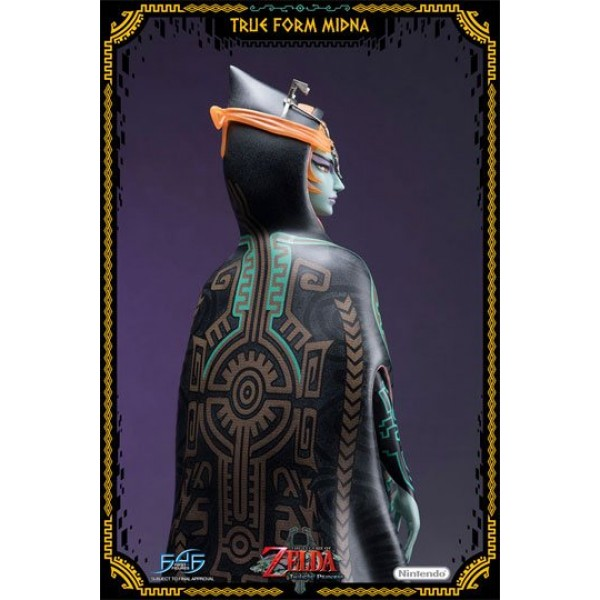 The Legend Of Zelda Twilight Princess Statue True Form