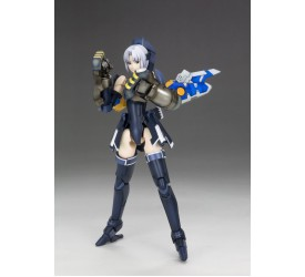 Phantasy Star Online Fine Scale Model Kit Racaseal Shiny Version Apsy 14 cm