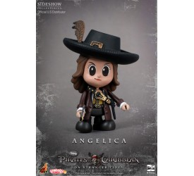 Pirates of the Caribbean On Stranger Tides Cosbaby S Series Angelica 8 cm