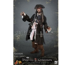 Pirates of the Caribbean On Stranger Tides MMS DX Action Figure 1/6 Jack Sparrow