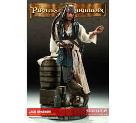 Pirates of the Caribbean Premium Format Figure 1/4 Jack Sparrow 48 cm