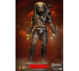 Predator 2 Movie Masterpiece Action Figure 1/6 Elder Predator 36 cm