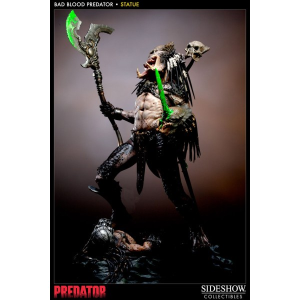 Predator Statue 1/5 Bad Blood Predator 47 cm