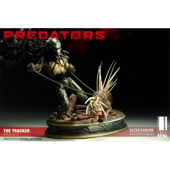 Predators Maquette The Tracker