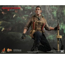 Predators Movie Masterpiece Action Figure 1/6 Royce 30 cm