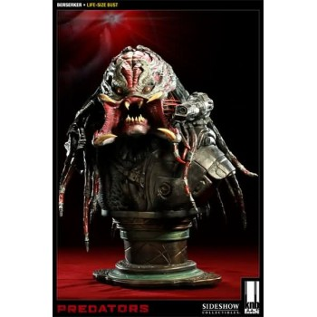 Predators The Berserker Life-Size Bust