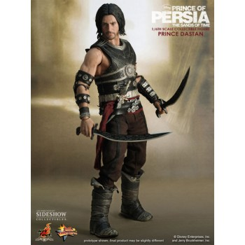 Prince of Persia The Sands of Time Movie Masterpiece Action Figure 1/6 Dastan 30 cm