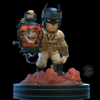 DC Comics Batman Last Knight on Earth Q-Fig Elite