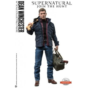 Supernatural Master Series Action Figure 1/6 Dean Winchester 31 cm