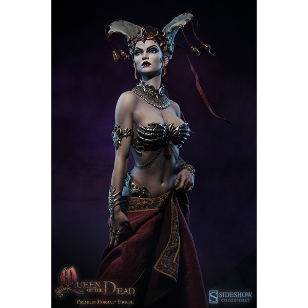 Queen Of The Dead Court Of The Dead Premium Format Figure 54cm