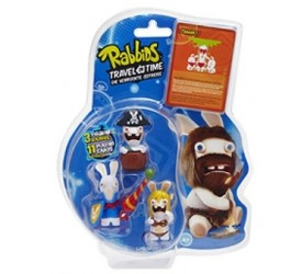 Raving Rabbids Travel in Time PVC 3pack B