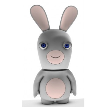 Raving Rabbids - Smiling Rabbid Resin Bobble Head 9.5 inches