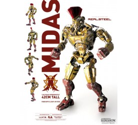 Real Steel: Midas Sixth Scale Figure 42cm