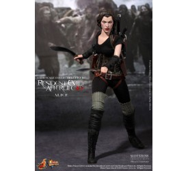 Resident Evil Afterlife Movie Masterpiece Action Figure 1/6 Alice 30 cm