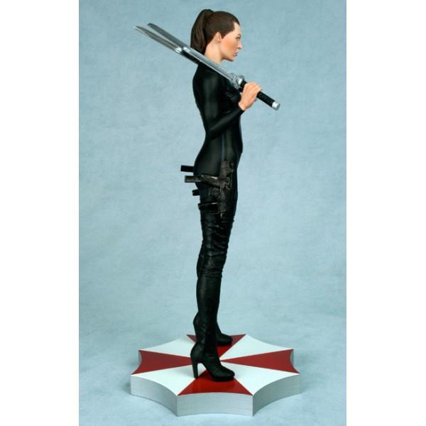 Resident Evil Afterlife Statue 1 6 Ninja Alice 33 Cm