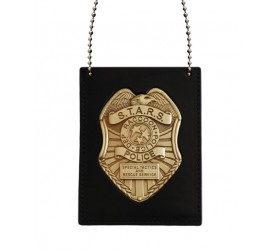Resident Evil S.T.A.R.S. Badge and Neck Chain Set Undercover Edition SDCC Exclusive