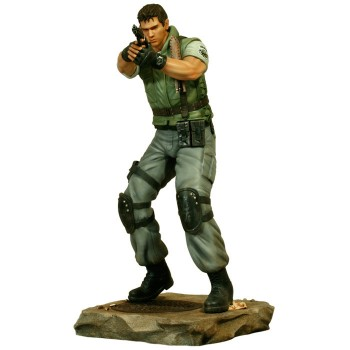 Resident Evil Statue 1/6 Chris Redfield 34 cm