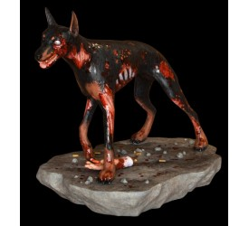 Resident Evil Statue 1/6 Zombie Dog SDCC Exclusive 20 cm
