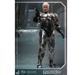 RoboCop Movie Masterpiece Action Figure 1/6 RoboCop Battle Damaged Version 30 cm