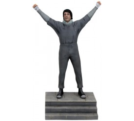 Rocky Statue 1/6 Rocky in Sweats 38 cm