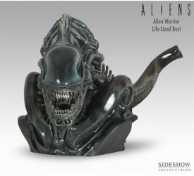 SIDESHOW Alien Warrior 1:1 Life-Size Bust