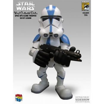 SW 501st Clone Trooper Super Deformed Figure Exclusive