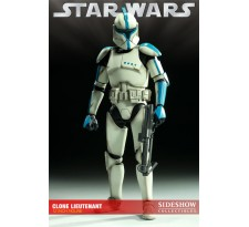 SW Clone Lieutenant 12 inch Figure Int. Ed. Convention Exclusive