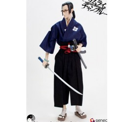 Samurai Champloo Action Figure 1/6 Jin 30 cm