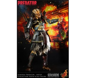 Samurai Predator 1/6 Collectible Figure 12 inch 30cm