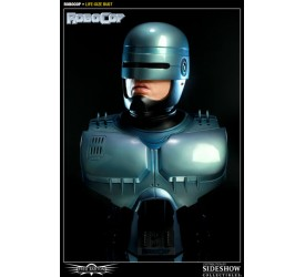 Sideshow Fred Barton Robocop Life-Size Bust  70cm