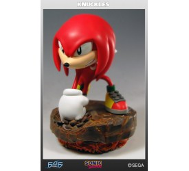 Sonic the Hedgehog Knuckles the Echnida Statue