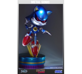 Sonic the Hedgehog Metal Sonic Statue