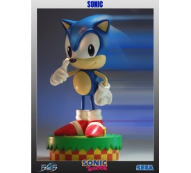 Sonic the Hedgehog Resin Statue 12 inches