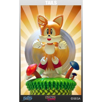 Sonic the Hedgehog: Tails Statue