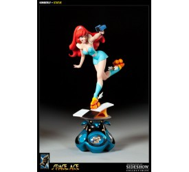 Space Ace Animated Ladies Statue Kimberly 36 cm