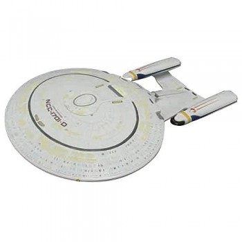 Star Trek TNG Replica 1/2000 USS Enterprise NCC-1701-D 32 cm