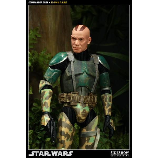 Star Wars - Commander Gree 12 inch figure