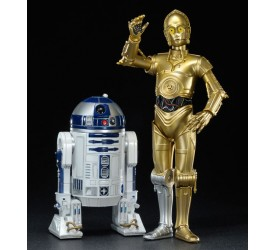 Star Wars ARTFX Statue 2-Pack 1/10 C-3PO and R2-D2 17 cm