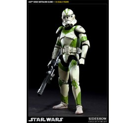 Star Wars Action Figure 1/6 442nd Siege Battalion Clone Trooper 30 cm
