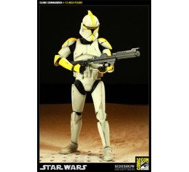 Star Wars Action Figure Clone Commander SDCC 2011 Exclusive Version 30 cm