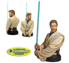 Star Wars Bust 1/6 Episode 3 Obi-Wan Kenobi EE Exclusive 18 cm