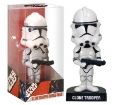 Star Wars Clone Trooper 7 inches Bobble Head